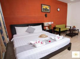 Best Central Point Hotel, hotel in Phnom Penh