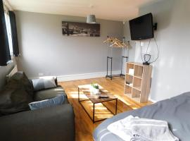 DJS - 4 Bedroom city centre, apartment in Sheffield