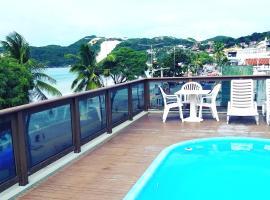 Bella Natal Praia Hotel, hotel in Natal