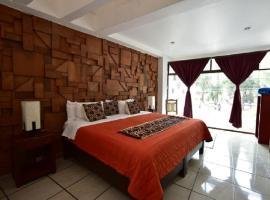 Hotel Boutique Acocalli, отель в городе Сан-Хуан-Теотиуакан