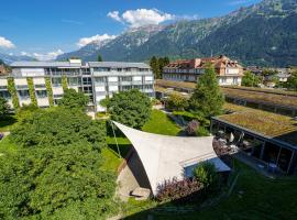 Hotel Artos Interlaken, hotel near Interlaken Ost Train Station, Interlaken