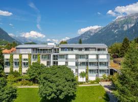 Hotel Artos Interlaken, hotel in Interlaken