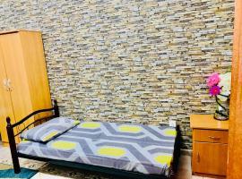 ENJOY-METRO Al-barsha, hotel conveniente a Dubai
