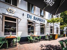 Hotel De Bankier, hotel near Nijmegen Station, Cuijk