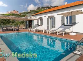 Vila da Portada by OurMadeira, hotel in Funchal