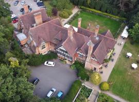 Best Western PLUS Grim's Dyke Hotel, hotel near Highfield Park, Harrow