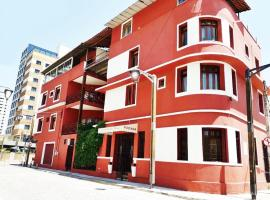 Pousada Fortal Villa Praia, hospedagem domiciliar em Fortaleza