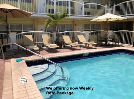 Beach Place Hotel, serviced apartment in Miami Beach