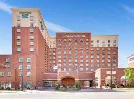 Hilton Garden Inn Oklahoma City/Bricktown, hotel in Oklahoma City