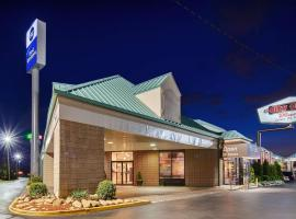 Best Western Heritage Inn - Chattanooga, hotel in Chattanooga