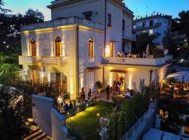 Relais Villa Montedonzelli, haustierfreundliches Hotel in Neapel
