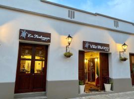 Hotel Villa Murano, hotel in San Cristóbal de Las Casas