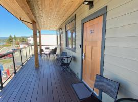 Beyond Bliss Suites & Spa, hotel em Powell River