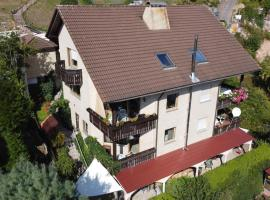 Apart Bergblick Oase, Ferienwohnung in Bad Wildbad