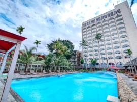 AKWA PALACE Douala, hotel v destinaci Douala