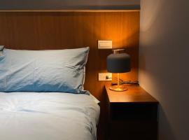 良文旅2館Ryou Hotel Vintage - II,Ching-chung-san-ts'un的飯店
