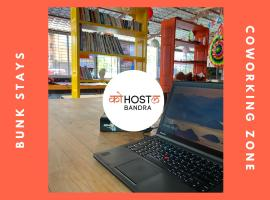 Cohostel, self catering accommodation in Mumbai