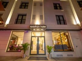 Suadhan Hotel, hotel in Istanbul