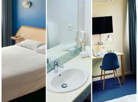 Amerique Hotel Palavas Montpellier Sud, hotel in Palavas-les-Flots