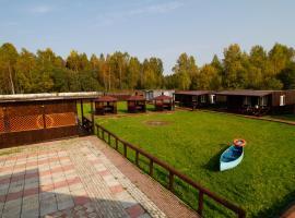 База отдыха Новокурово, holiday home in Kurovo