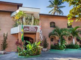 Hotel Giprita, hotel near Porto Itagua Shopping, Ubatuba