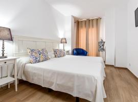 Hotel Madrid, отель в Торревьехе