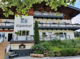 Alpenhof, hotel in Sankt Martin am Tennengebirge