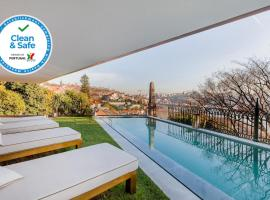 Torel Avantgarde, hotel with pools in Porto