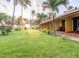 Ceylonica Beach Hotel By Travel Corners, отель в Негомбо