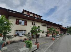 Hotel Biber, Hotel in der Nähe von: Forum Fribourg, Ferenbalm