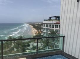 Hotel Paradise Tamarindo, hotel in El Hato