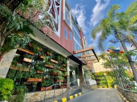 Hotel Dafam Fortuna Malioboro, hotel in Yogyakarta