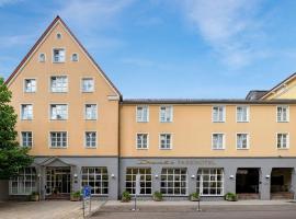 Drexel´s Parkhotel, hotel in zona Aeroporto di Memmingen - FMM,