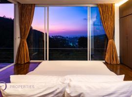 luxury sea view penthouse 2 bedrooms kamala beach, apartment in Kamala Beach