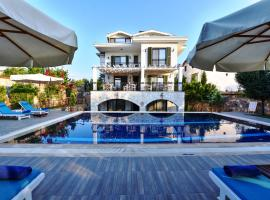Villa Tn Hotel - Adult Only, hotel in Fethiye