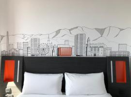 easyHotel Malaga City Centre, hotel in Málaga