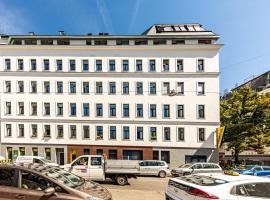 JR City Apartments Vienna, hotel in Vienna