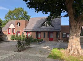 Luxe Bosvilla Aquarius, villa in Rijs