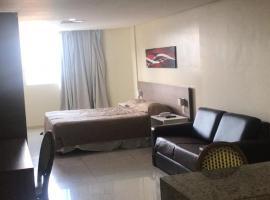 Flat beira mar de Tambaú, hotel near Manaira shopping, João Pessoa