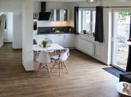 Alte Käserei Ferienwohnungen, hotel i Flensborg