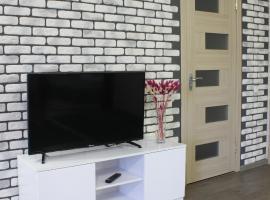 Современная квартира-студия люкс ТРЦ Аврора Центр города, апартаменты/квартира в Запорожье