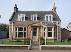 Corunna Bed & Breakfast and Garden Cottage, B&B in Inverness