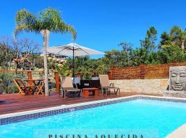 Pousada Paraíso Gaia, guest house in Praia do Rosa