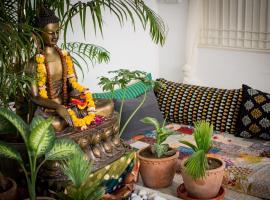The Pathwalkers' Habitat, accessible hotel in Varanasi