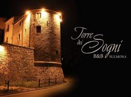 Torre dei Sogni B&B, bed & breakfast a Sulmona