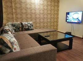 Entire Private Apartment Margalla Hills View and Netflix, apartment in Islamabad