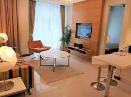 Cormar Suites, מלון בקואלה לומפור