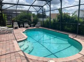 Disney Pool & Game Villa, vacation home in Orlando
