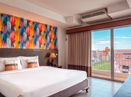 Piyada Residence Pattaya、パタヤ・サウスのホテル