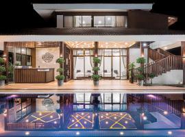 Sandy Residence Sihanoukville, отель в Сиануквиле